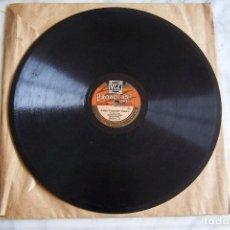 Discos de pizarra: DISCO DE PIZARRA CALEDONIA REEL ORCHESTRA. EIGHTSOME REEL/ FOURSOME REEL.. Lote 152188958