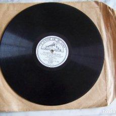 Disques en gomme-laque: DISCO DE PIZARRA JORGE NEGRETE. YO SOY MEXICANO/ ESOS ALTOS DE JALISCO (EL PEÑÓN DE LAS ÁNIMAS). Lote 152192146