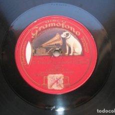 Discos de pizarra: MICHELE FLETA. EL TRUST DE LOS TENORIOS.TE QUIERO ( JOTA ). DISCO GRAMÓFONO.7-62034 (A UNA SOLA CARA. Lote 152198010
