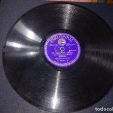 Discos de pizarra: ORQUESTA DALVO EL NIÑO DE ECIJA / MITAD Y MITAD DISCO PIZARRA PARLOPHON ESPAÑA RARO. Lote 152339662