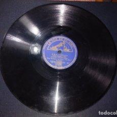 Discos de pizarra: GRAY GORDON Y SU RITMO TIC-TOC MEXICONGA ORQUESTA WINGIE MANONE DISCO DE PIZARRA LA VOZ DE SU AMO. Lote 152346694