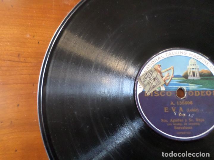 Discos de pizarra: DISCO ODEON EVA LEHAR PIZARRA - Foto 6 - 152392006