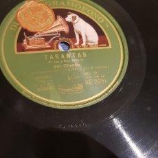 Discos de pizarra: DISCO 78 RPM ANTONIO CHACON. Lote 152575484