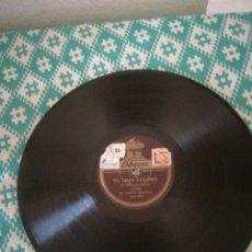 Discos de pizarra: DISCO DE PIZARRA. Lote 152762522