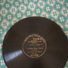 Discos de pizarra: DISCO DE PIZARRA. Lote 152763224