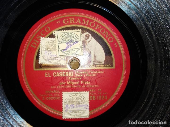 Discos de pizarra: Lote Miguel Fleta - Foto 6 - 153706266