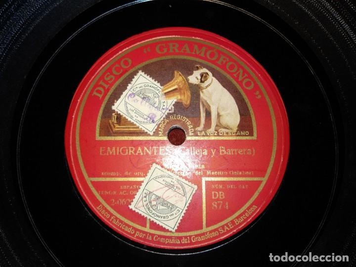 Discos de pizarra: Lote Miguel Fleta - Foto 10 - 153706266
