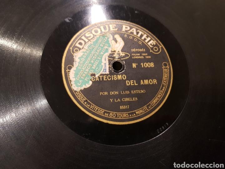 Discos de pizarra: Discos 78 Rpm Luis Esteso - Foto 3 - 153926614