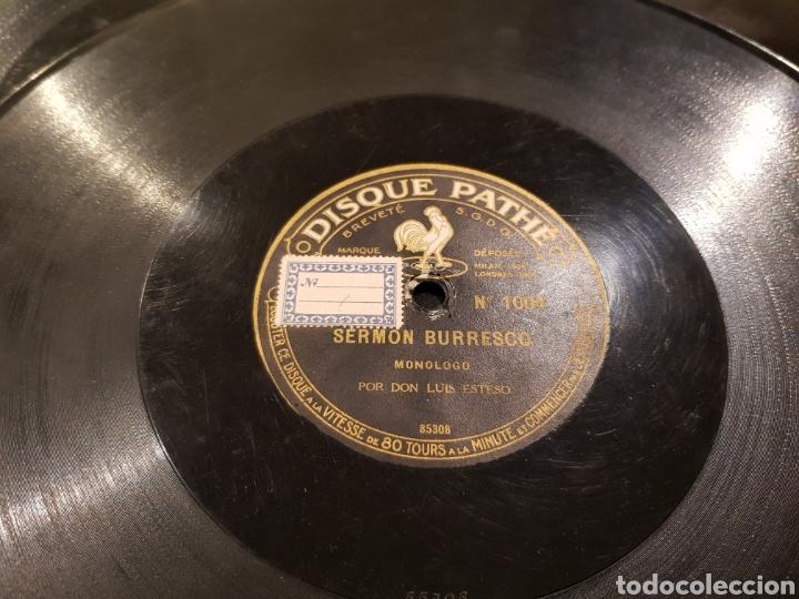Discos de pizarra: Discos 78 Rpm Luis Esteso - Foto 5 - 153926614