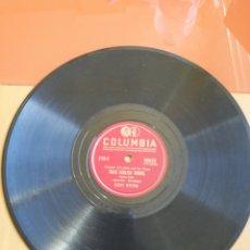 Discos de pizarra: TEDDY WILSON. Lote 154091856