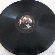 Discos de pizarra: DISCO LA FAVORITA Y L AFRICANA PIZARRA. Lote 154468534