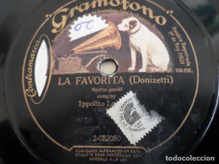 Discos de pizarra: DISCO LA FAVORITA Y L AFRICANA PIZARRA - Foto 7 - 154468534