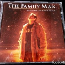 Discos de pizarra: BSO - THE FAMILY MAN (CD. 2000) BANDA SONORA DE LA PELICULA -TEMAS DE : U2 -TALKING HEADS. Lote 154865646