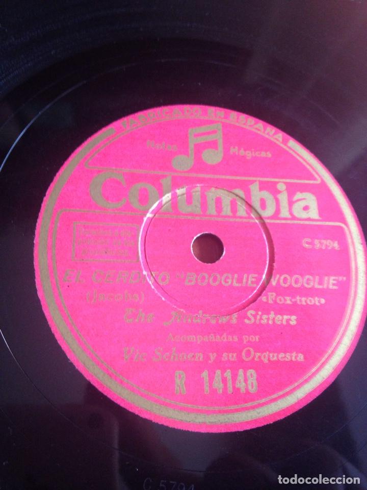 Discos de pizarra: La serenata del niquel - Foto 4 - 154963865