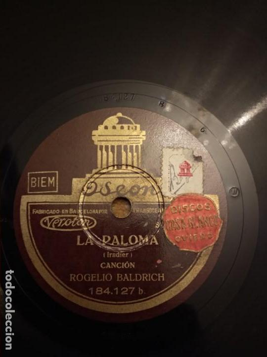 Discos de pizarra: Rogelio Baldrich - Foto 2 - 155880338