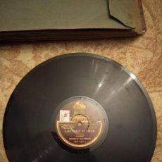 Discos de pizarra: ROGELIO BALDRICH. Lote 155880338