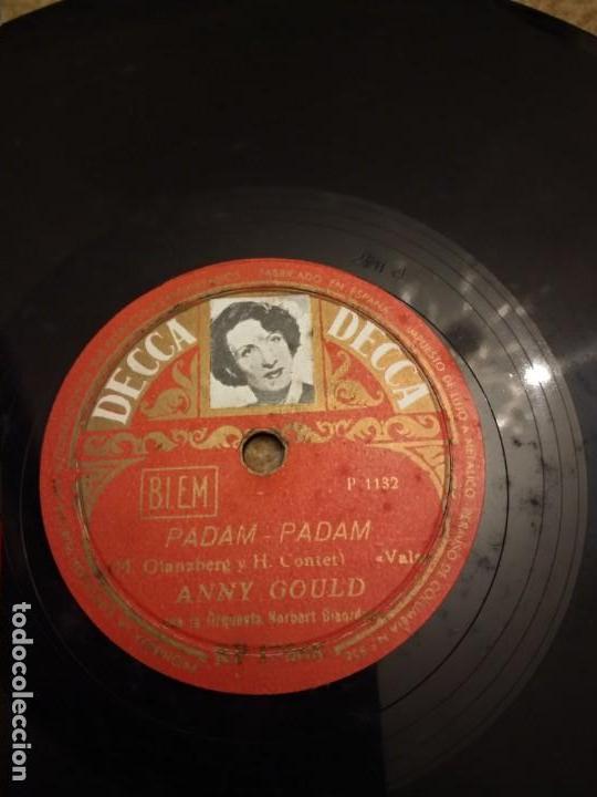 Discos de pizarra: Anny Gould - Foto 2 - 155880866