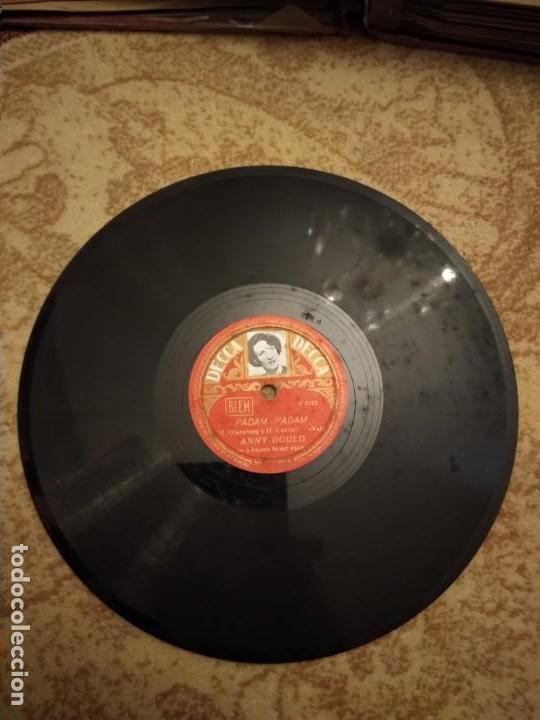 ANNY GOULD (Música - Discos - Pizarra - Solistas Melódicos y Bailables)