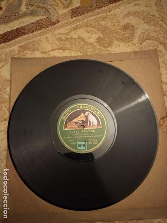 Discos de pizarra: Banda de la Guardia Republicana Paris - Foto 4 - 155885950