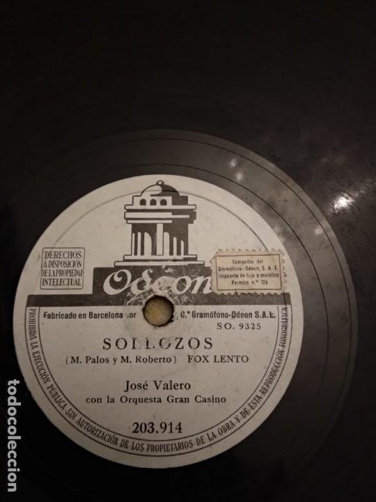 Discos de pizarra: José Valero - Foto 3 - 155887646