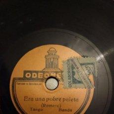 Discos de pizarra: DISCO ODEONETTE. Lote 155888410
