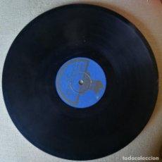Discos de pizarra: JOTAS ARAGONESAS. JOSÉ OTO. LAS FLORES DE ZARAGOZA.DISCO DE PIZARRA PARA GRAMÓFONO.. Lote 155888798