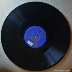 Discos de pizarra: JOTAS ARAGONESAS. JOSÉ OTO. NO ME MANDES MÁS MAÑICA. DISCO DE PIZARRA PARA GRAMÓFONO.. Lote 155889802