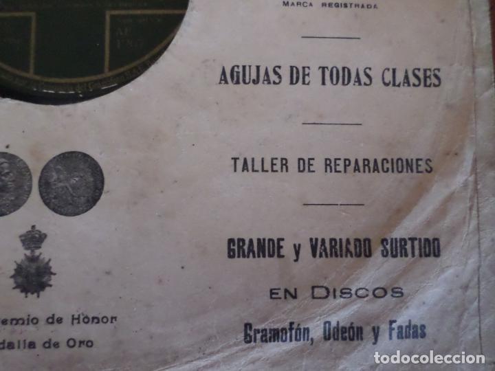 Discos de pizarra: DISCO LA CHACERA Y AY PALOMITA PIZARRA - Foto 3 - 156519162