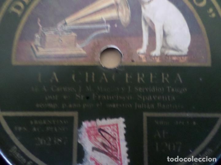 Discos de pizarra: DISCO LA CHACERA Y AY PALOMITA PIZARRA - Foto 10 - 156519162