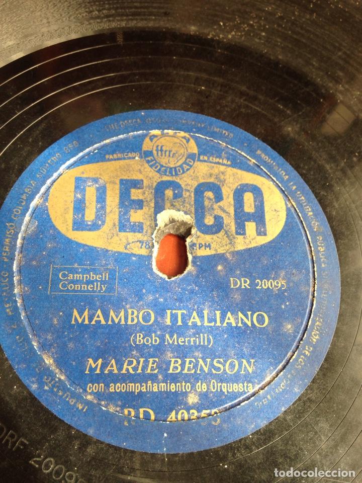 Discos de pizarra: Móbile Marin benson - Foto 3 - 158129800