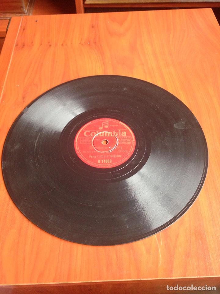 Discos de pizarra: Negra consentida percy faith y su orquesta - Foto 4 - 158263389