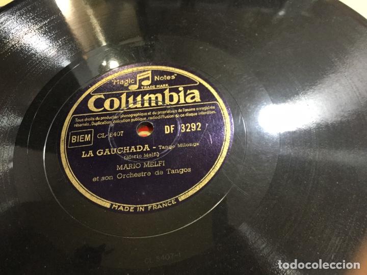 Discos de pizarra: LOTE DISCOS DE PIEDRA O PIZARRA 56 UNIDADES - Foto 7 - 158510392