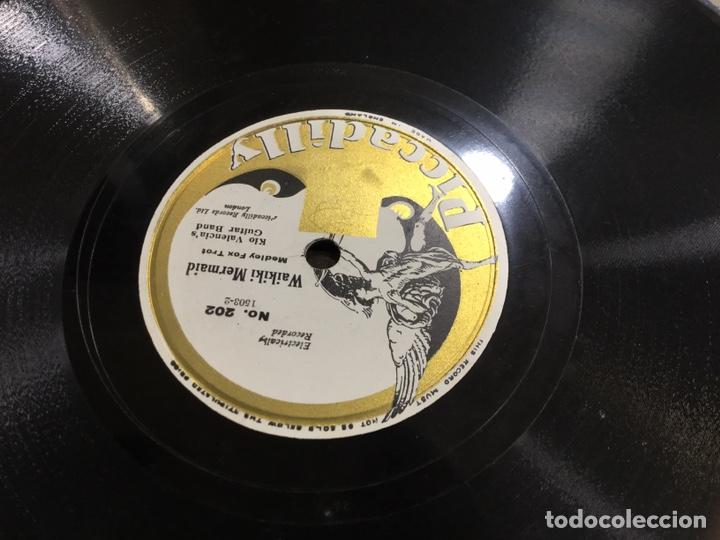 Discos de pizarra: LOTE DISCOS DE PIEDRA O PIZARRA 56 UNIDADES - Foto 10 - 158510392