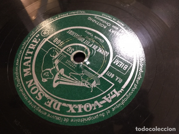 Discos de pizarra: LOTE DISCOS DE PIEDRA O PIZARRA 56 UNIDADES - Foto 13 - 158510392
