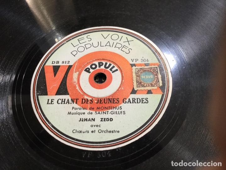 Discos de pizarra: LOTE DISCOS DE PIEDRA O PIZARRA 56 UNIDADES - Foto 21 - 158510392
