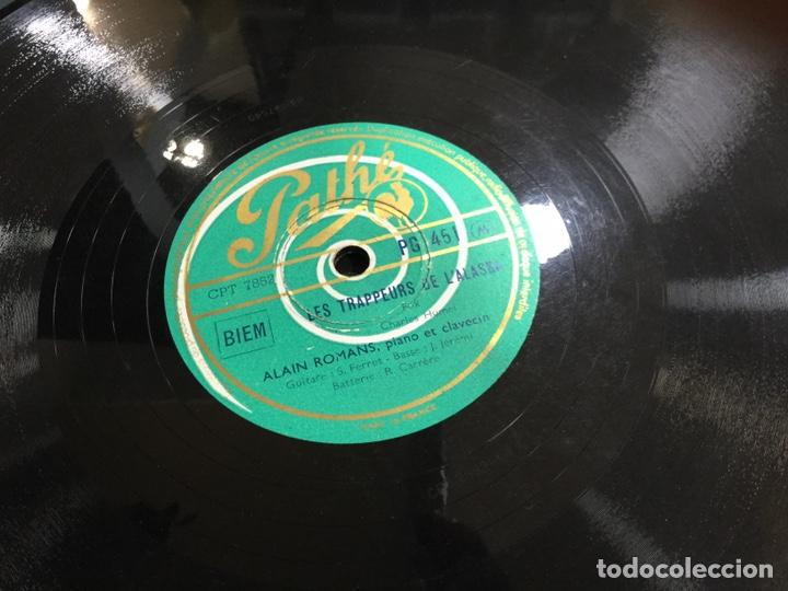 Discos de pizarra: LOTE DISCOS DE PIEDRA O PIZARRA 56 UNIDADES - Foto 23 - 158510392