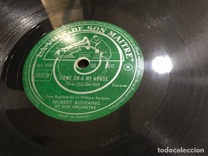 Discos de pizarra: LOTE DISCOS DE PIEDRA O PIZARRA 56 UNIDADES - Foto 26 - 158510392