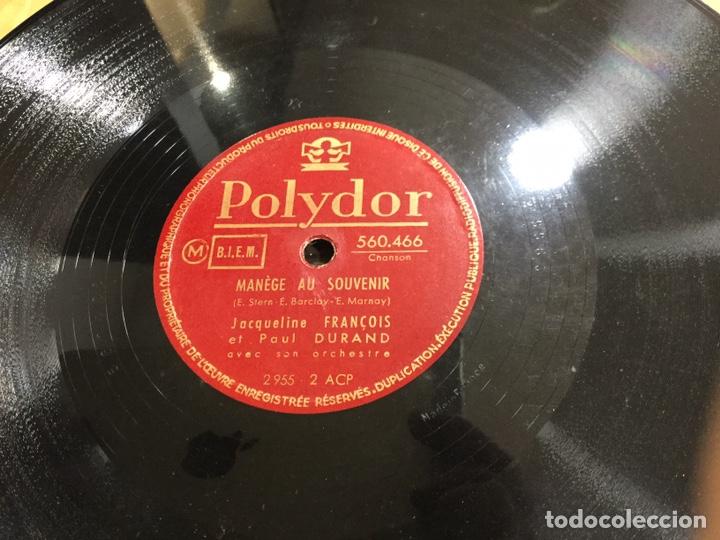 Discos de pizarra: LOTE DISCOS DE PIEDRA O PIZARRA 56 UNIDADES - Foto 34 - 158510392