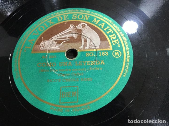 Discos de pizarra: LOTE DISCOS DE PIEDRA O PIZARRA 56 UNIDADES - Foto 40 - 158510392