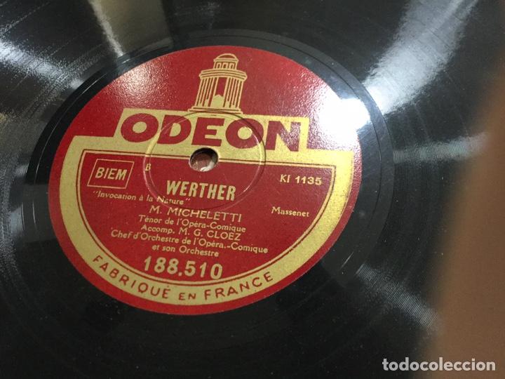 Discos de pizarra: LOTE DISCOS DE PIEDRA O PIZARRA 56 UNIDADES - Foto 45 - 158510392