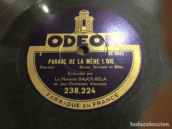 Discos de pizarra: LOTE DISCOS DE PIEDRA O PIZARRA 56 UNIDADES - Foto 51 - 158510392