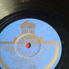 Discos de pizarra: FANDANGUILLOS JESUS PEROSANZ. Lote 158690128