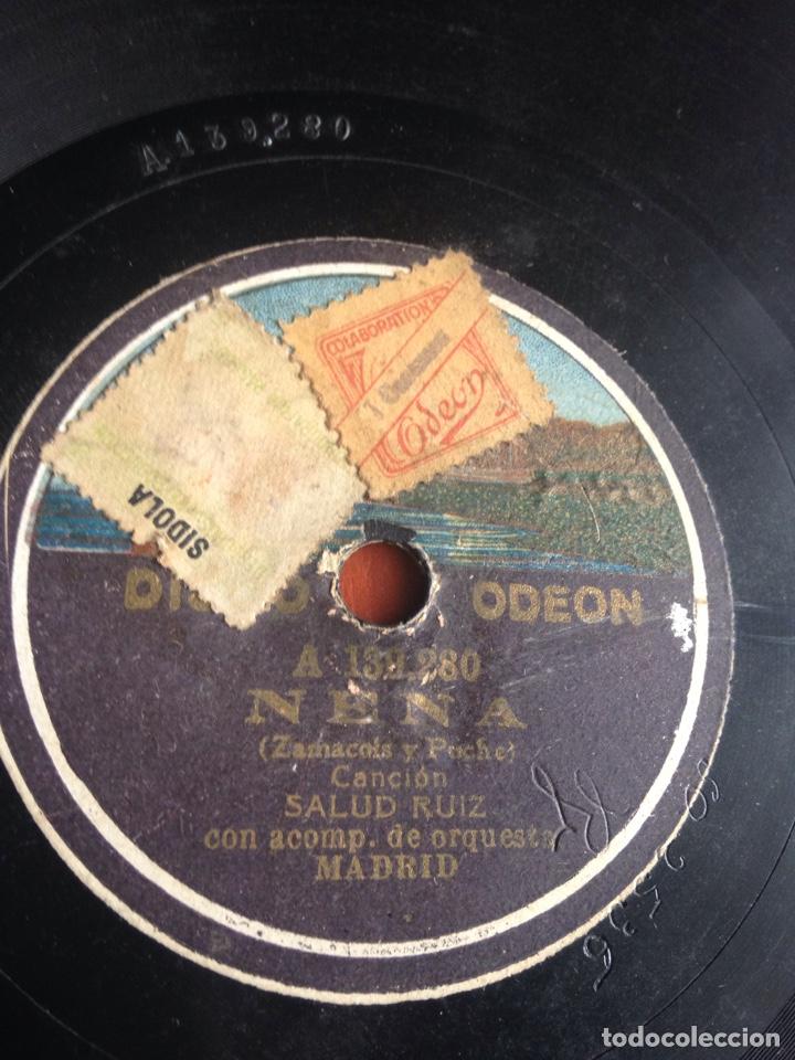 NENA SALUD RUIZ (Música - Discos - Pizarra - Flamenco, Canción española y Cuplé)