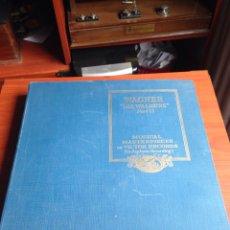 Discos de pizarra: ÁLBUM DISCOS WAGNER DIE WALKURE PART11. Lote 160282250
