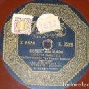 Discos de pizarra: DISCO 78 RPM - PATHE BROWN WAX - LUD GLUSKIN - VERSATILE JUNIORS - COMTE OBLIGADO - JAZZ - PIZARRA. Lote 161075206
