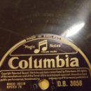 Discos de pizarra: DISCO 78 RPM - COLUMBIA - DORIS DAY - PAUL WESTON ORQUESTA - A GUY IS A GUY - WHO WHO WHO - PIZARRA. Lote 161621370