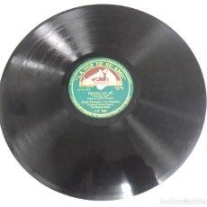 Discos de pizarra: DISCO PIZARRA. LA VOZ DE SU AMO. GY 948. PIENSA EN MI / SUR.. Lote 161622450