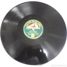 Discos de pizarra: DISCO DE PIZARRA. LA VOZ DE SU AMO. GY 955. KO - KO / REUNION AL AIRE LIBRE.. Lote 161630066
