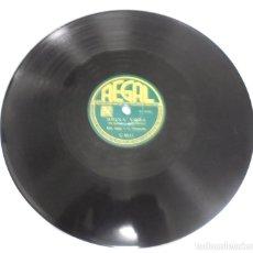 Discos de pizarra: DISCO DE PIZARRA. REGAL. C 8917. DOINA VODA / JOG TROT. Lote 161631874