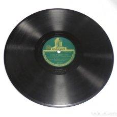Discos de pizarra: DISCO PIZARRA. ODEON. 204359. VETE Y NADA MAS / TU Y YO. Lote 161653306